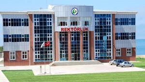 Erdoğan, Giresun Üniversitesi'ne rektör atandı