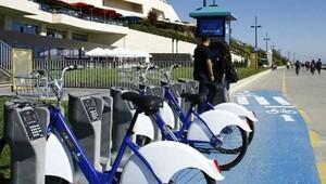 İSPARK'tan 'Akıllı bisiklet' uygulaması