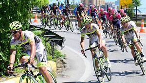 5. etabı İtalyan Mareczko kazandı