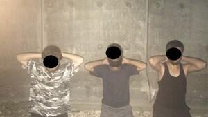 IŞİD'ten kaçan Kocaelili arkadaşlar teslim oldu