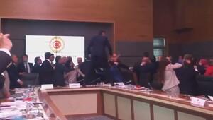 Komisyonda inanılmaz kavga! 5 vekil yaralandı
