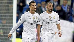 Real Madrid'de Ronaldo ve Benzema seferberliği