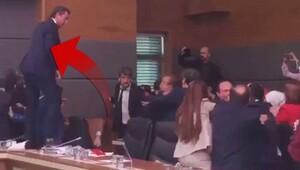 AK Parti'li İsmail Aydın Anayasa Komisyonu'ndaki kavgayı anlattı