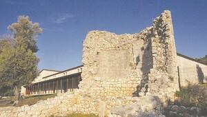 İki bin yıllık Roma ambarı üzerinde yükselen Likya Müzesi