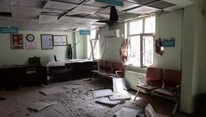 PKK kamu kurum binalarını bu hale getirdi
