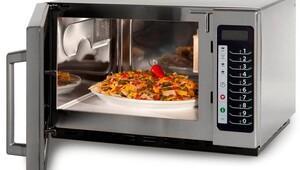 Mikrodalga fırınlar yiyeceklerin kimyasını bozuyor mu?