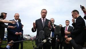 Farage: Türkiye AB'ye üye olursa daha çok Köln tipi toplu taciz yaşanır