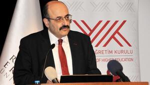 YÖK Başkanı Saraç: Yükseköğretim sistemi yeniden yapılandırılmalı