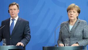 Almanya Başbakanı Merkel 'AB-Türkiye anlaşması konusunda görüş birliği içindeyiz'