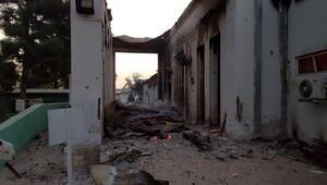 ABD: Hastaneye saldırı 'savaş suçu sayılmaz'
