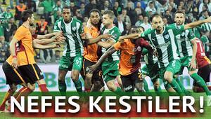Bursaspor 1-1 Galatasaray