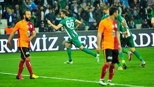 Galatasaray gol yeme rekorunu egale etti