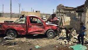 Irak'ın başkenti Bağdat'ta intihar saldırısı! Çok sayıda ölü var
