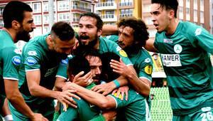 Giresunspor: 1 - 1461 Trabzon: 0