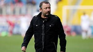 Sergen Yalçın Fenerbahçe maçında yok