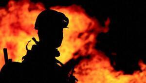 Takıları kurtarmak isteyen hamile kadın yangında can verdi