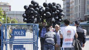 Ankara'da 1 Mayıs kutlamalarında yoğun güvenlik önlemi