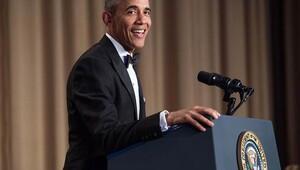 Obama'dan espri bombardımanı