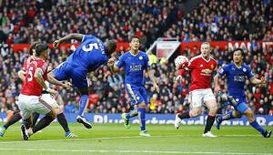 Manchester United 1-1 Leicester City