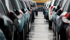 Otomotive rağmen ihracat geriledi