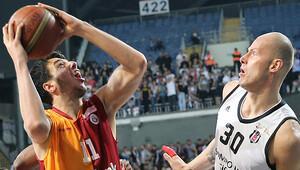 Beşiktaş Sompo Japan: 71 - Galatasaray Odeabank: 76