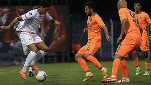 Adanaspor: 0 - Multigroup Alanyaspor: 2