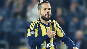 Fenerbahçe'de Diego, Alex'i arattı