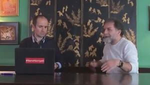 #SoruHürriyeti: Okurlar sordu, Ahmet Hakan cevapladı!