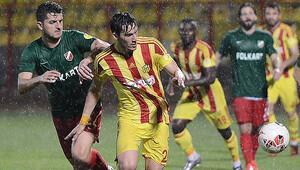 Alima Yeni Malatyaspor: 3 - Karşıyaka: 3