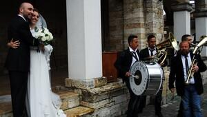 Böyle olur Makedon düğünü!