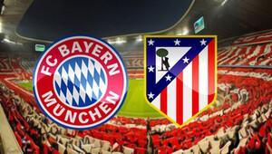 Bayern Münih Atletico Madrid maçı hangi kanalda saat kaçta canlı yayınlanacak?