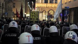 Avusturya'da sağcı suçlar zirve yaptı