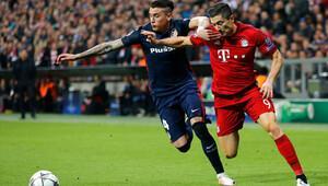 Bayern Münih Atletico Madrid: 2-1 - Maç Özeti