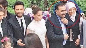 Tarkan ve Pınar Dilek'in nikahından yeni fotoğraflar ortaya çıktı! İşte Tarkan'ın kayınpederi