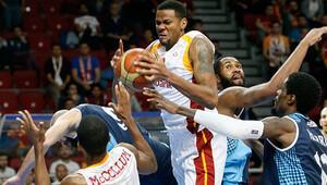Galatasaray Odeabank: 139 - Türk Telekom: 134