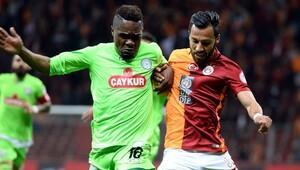 Galatasaray 0-0 Çaykur Rizespor