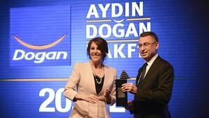 20. Aydın Doğan Ödülü, AFAD'a verildi