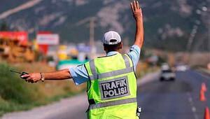 Trafik cezalarından kurtulmak için akılalmaz yöntem