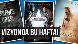 Vizyonda bu hafta 10 yeni film var