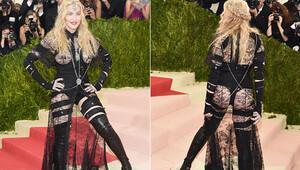 Madonna: 'Kostümüm aslında politik bir duruştu'