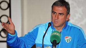 Bursaspor'dan Hamza Hamzaoğlu açıklaması