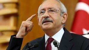 Kılıçdaroğlu: Davutoğlu'na tüm haklarımızı helal ediyoruz