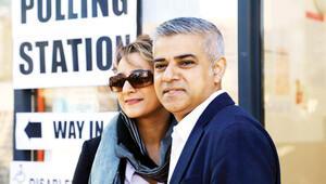 Londra'ya ilk Müslüman belediye başkanı