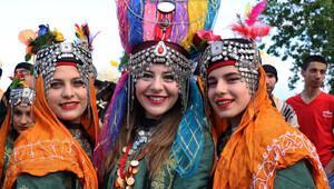 Uluslararası Yörük Festivali başladı