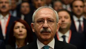 Kılıçdaroğlu: 23 milyon kişinin iradesini kapının önüne koydular