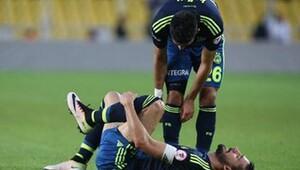 Mehmet Topal'ın bacağındaki şişliklerin sebebi ortaya çıktı