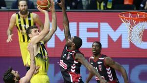Fenerbahçe: 98 - Muratbey Uşak Sportif: 67