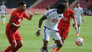 Gaziantepspor 1-1 Eskişehirspor