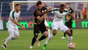 Osmanlıspor 3-3 Bursaspor