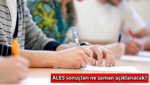 ALES 2016 sınav sonuçları ne zaman açıklanacak?